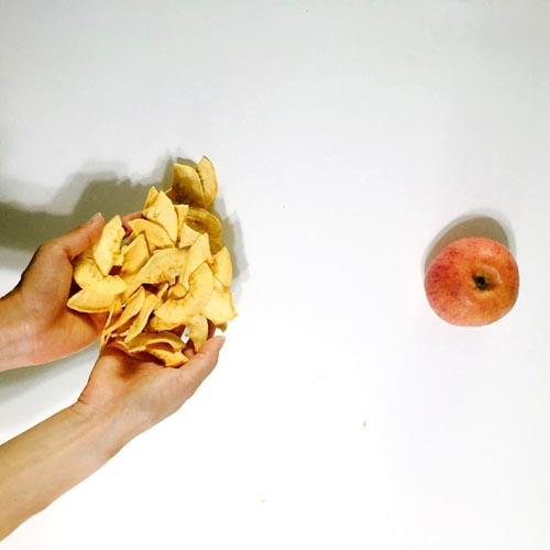 [무료배송] [이츠푸드] 사과말랭이 (40g x 5팩)