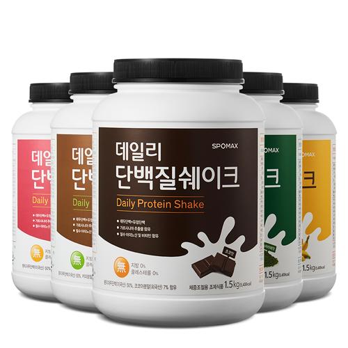 [무료배송] 데일리 단백질쉐이크 1.5kg