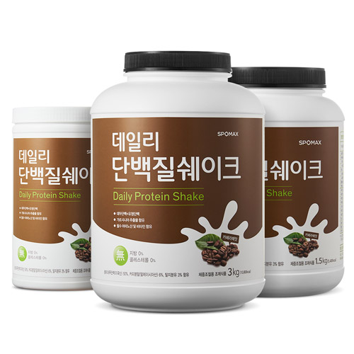 [무료배송] 데일리 단백질쉐이크 카페라떼