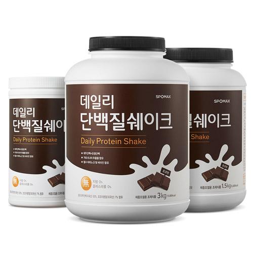 [무료배송] 데일리 단백질쉐이크 초코