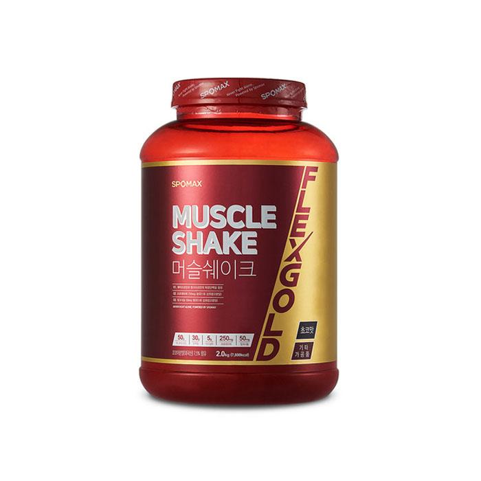 [스포맥스] 단백질보충제 헬스보충제 머슬쉐이크 2kg