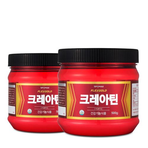 [스포맥스] [Two패키지] 크레아틴 500g x 2