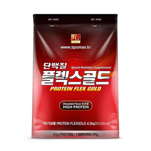 [무료배송] 단백질 플렉스골드 4.5kg