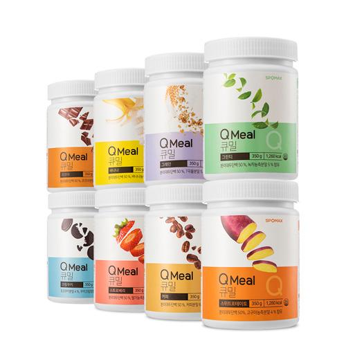 [스포맥스] 식사대용 큐밀 단백질쉐이크(8가지맛)